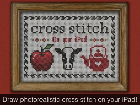 Cross-Stitch-Maker_iPad_screen_shot_01