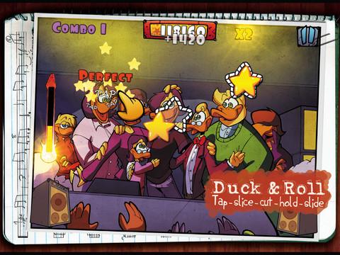 Duck & Roll_iPad_screen_shot_02