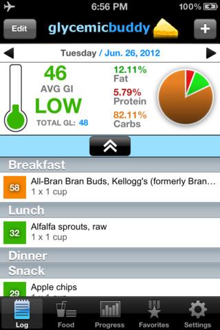 Glycemic-Index-Buddy_iPhone_screen_shot_01