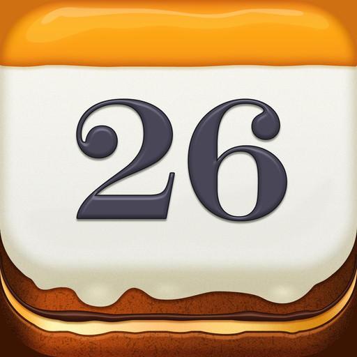 Birthday Calendar Mobile